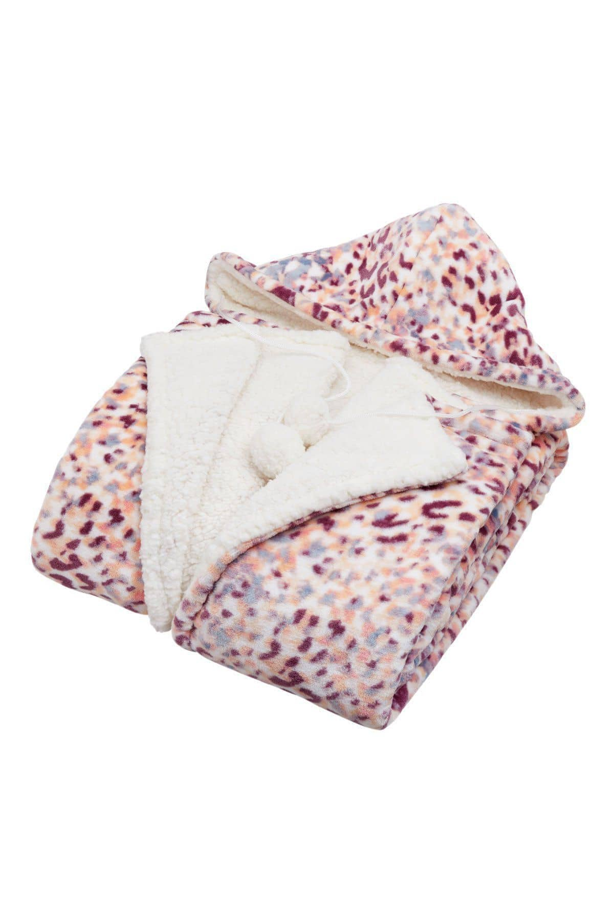 Revman W Bedding OS Chrissy Throw Hoodie