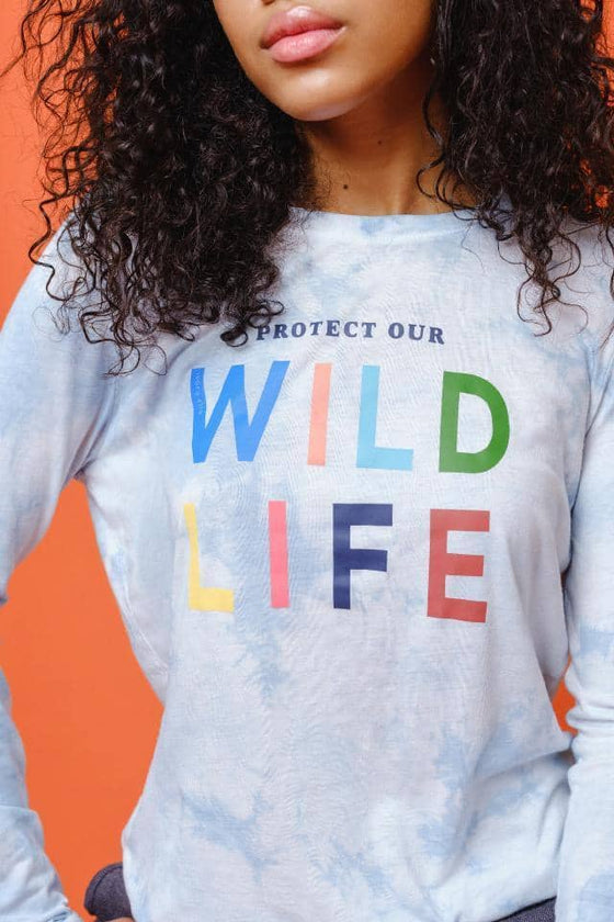 Ada Slim Wildlife Long Sleeve