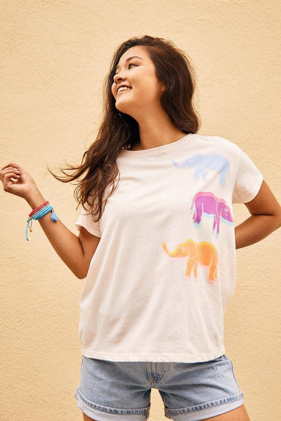 Alba Ellies Relaxed Tee