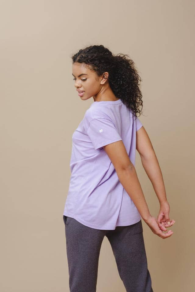 Alba Relaxed Fit Femmes Tee