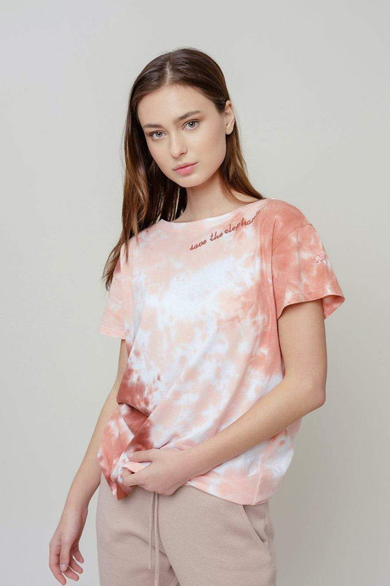Alba Relaxed Fit Mission Tie Dye Tee