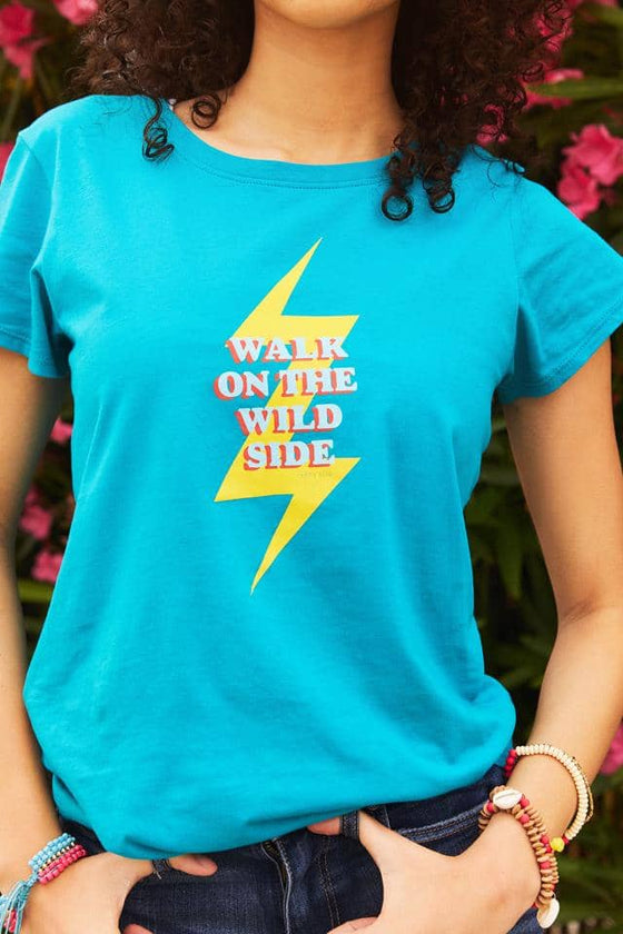 Amie Wild Side Slim Tee