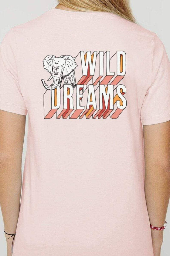 Classic Regular Fit Wild Dreams Tee