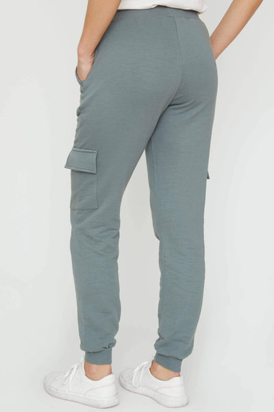 Ivory Ella Women's Bottoms Juniper Cargo Jogger