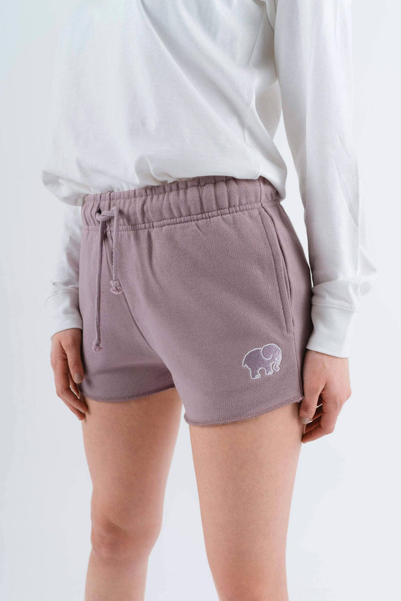 Nightshade Garment Dyed Organic Shorts