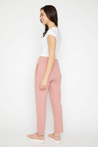 Ivory Ella Women's Bottoms XS Rose Quartz Organic Sweatpants