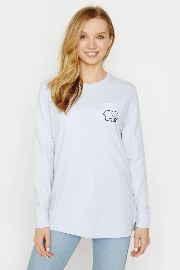 Ella Fit Moonstone Dance Long Sleeve Tee