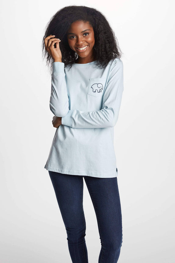 Ella Fit New Soccer Long Sleeve Tee