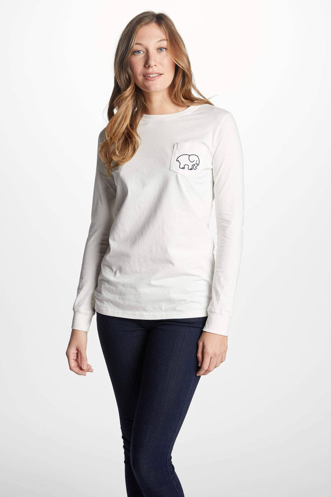 0b08fd79 ... Ivory Ella Women's Long Sleeve Shirts XXS Ella Fit New Volleyball ...