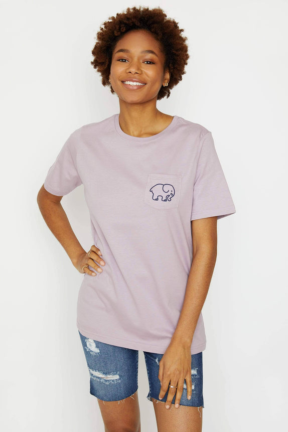 Ella Fit Nightshade Softball Tee