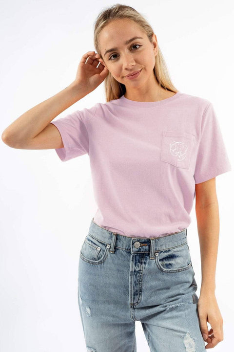 Ivory Ella Women's Short Sleeve Tees XXS Ella Fit Orchid Sketchy Elephant