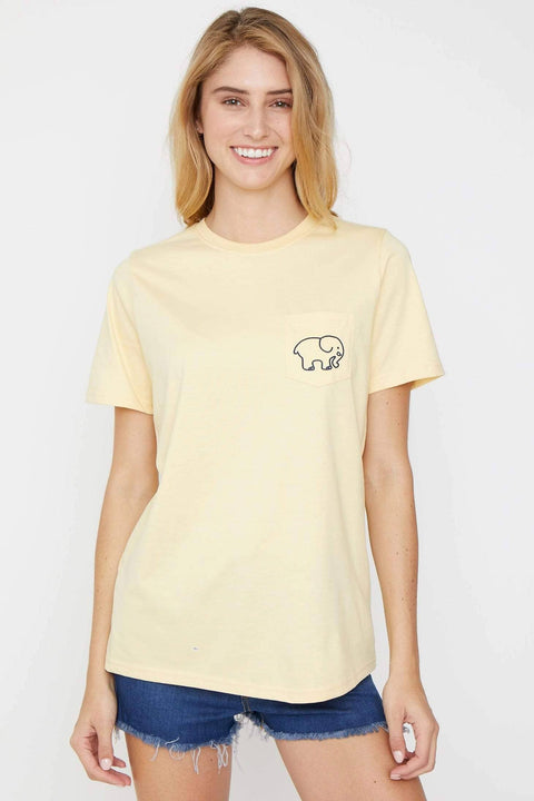 Ivory Ella Women's Short Sleeve Tees XXS Ella Fit Sunshine Golf Tee