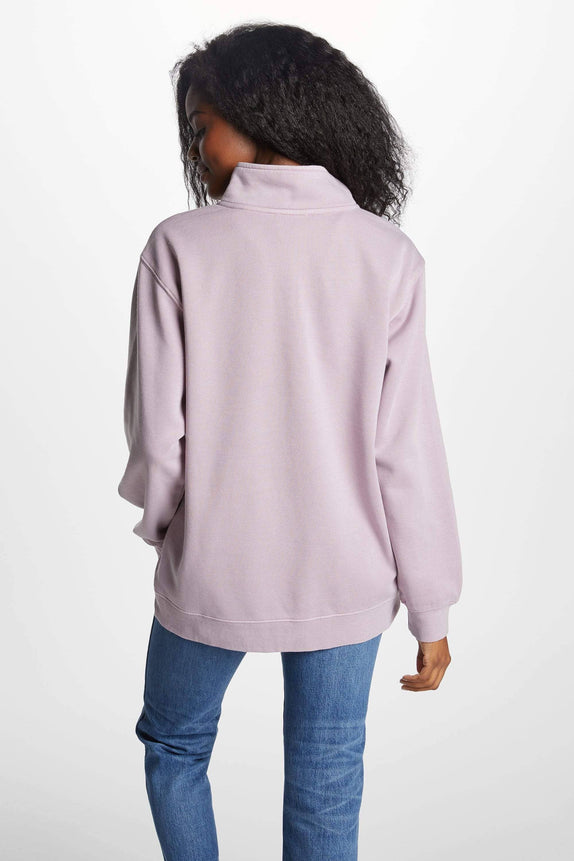 b019f859e9873c ... Nightshade Quarter Zip Sweatshirt