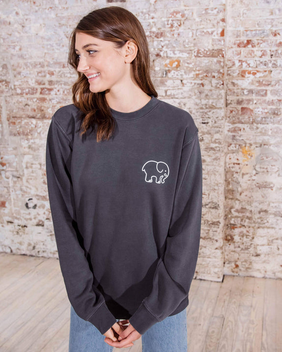 Pepper Crew Neck Sweatshirt