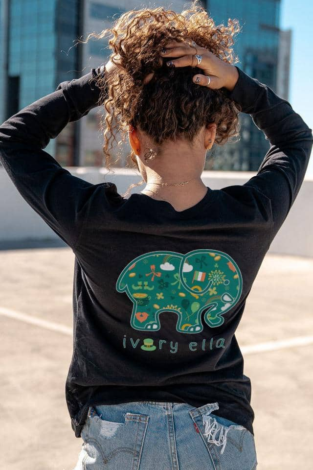 Heritage Luck Of The Irish Long Sleeve T-shirt