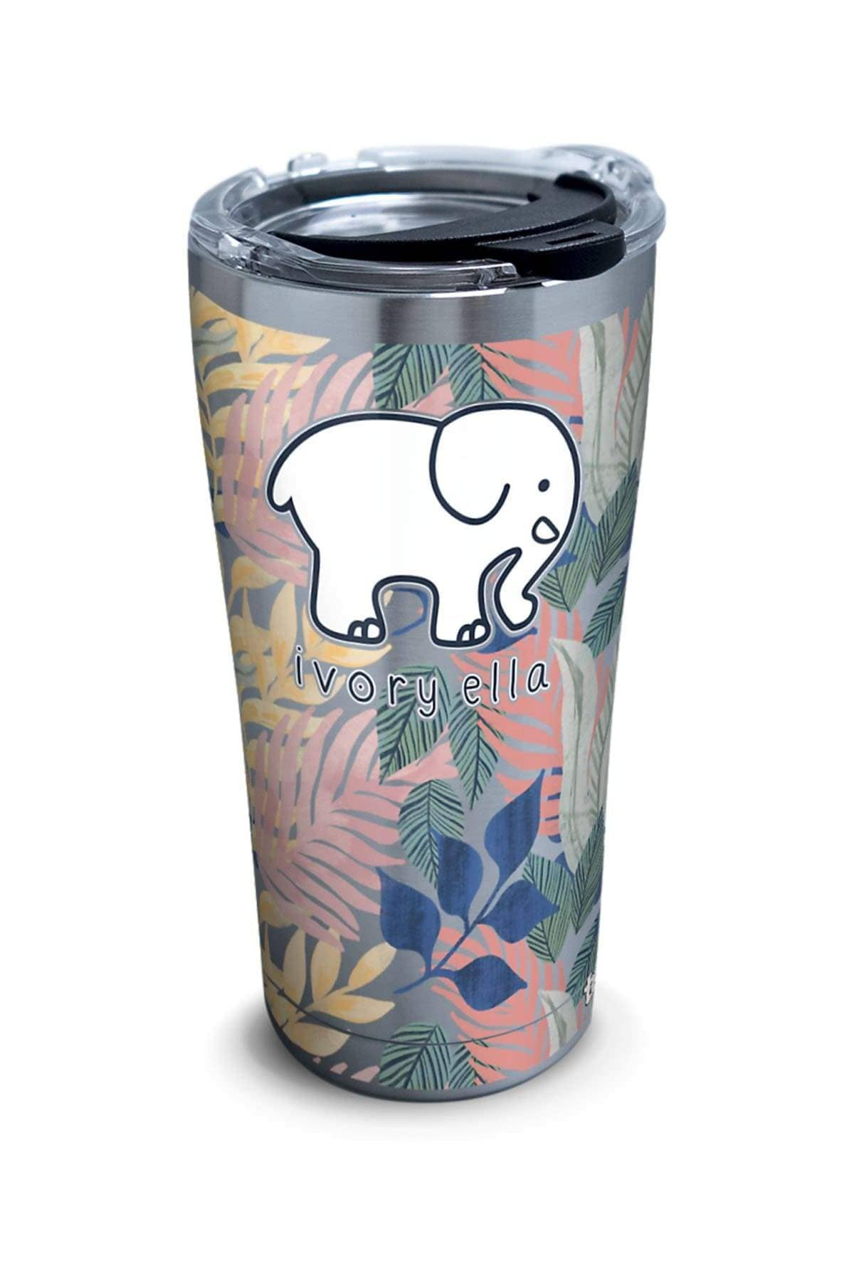 Tervis 20oz Stainless Steel Tervis Botanicals 20oz Tumbler