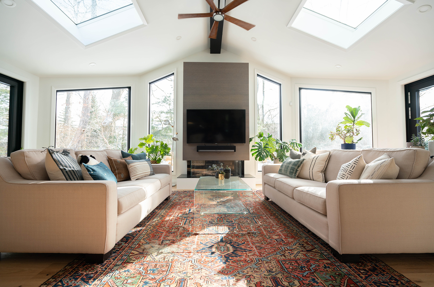 Why Choosing the Right Rug Shape Matters