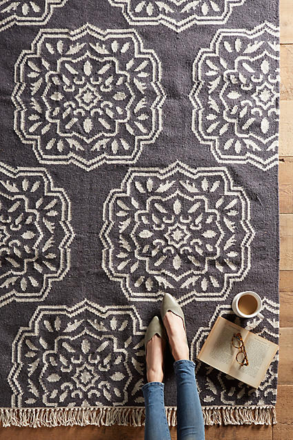uses of rugs for the creative type