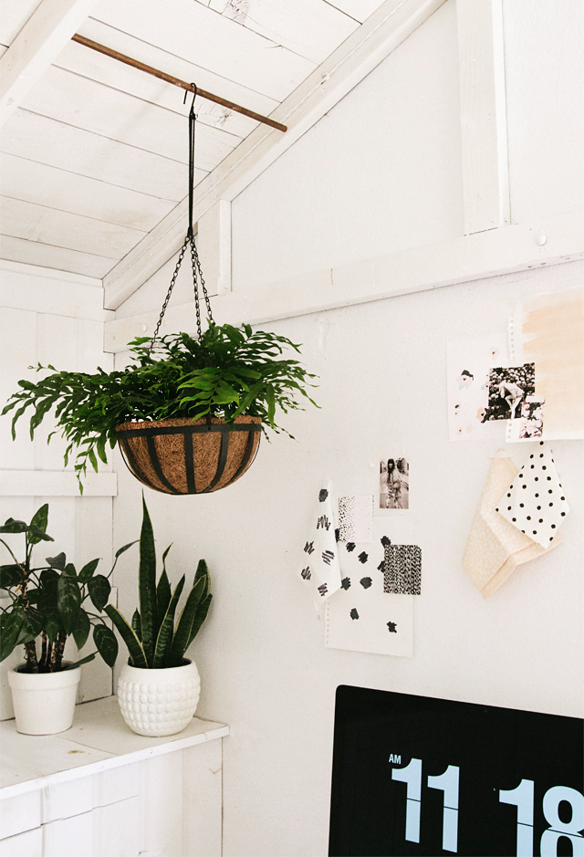 Elements of a productive working space