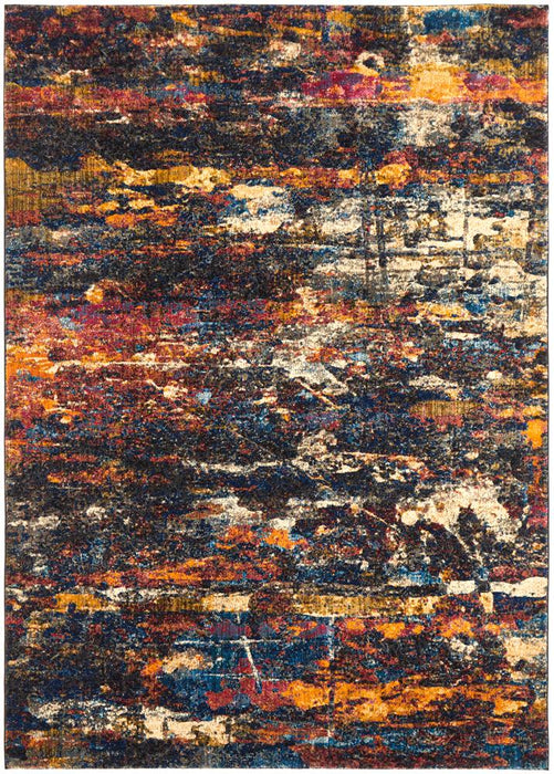 Splash Modern Midnight Rug  - Rug Emporium - 4