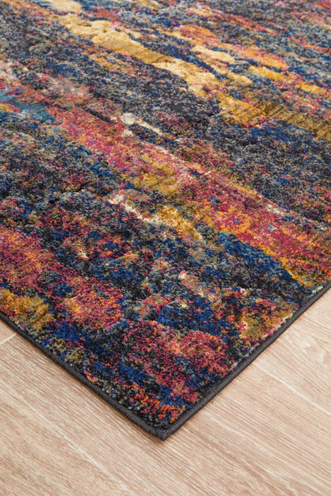Splash Modern Midnight Rug  - Rug Emporium - 5