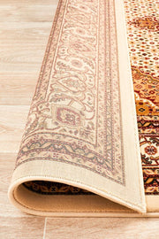 Stunning Formal Oriental Design Rug Cream (617905946675)