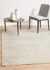 Diamond Transitional Grey Floor Rug