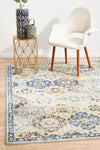 Poppy Transitional Multicolour Floor Rug