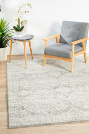 Gwyneth Stunning Transitional Silver Rug (11018420295)