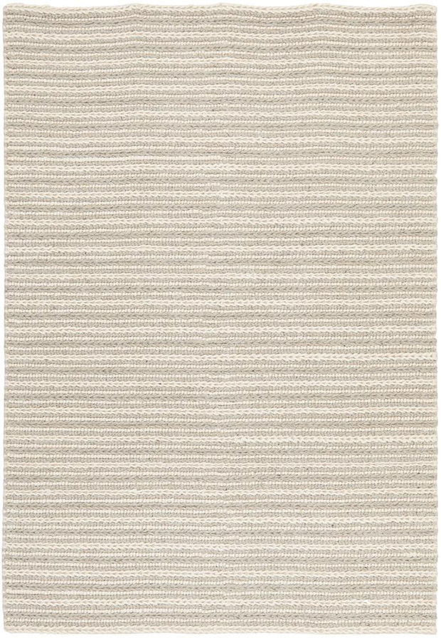 Hellena Braied Grey Felted Wool Rug (8815834951)