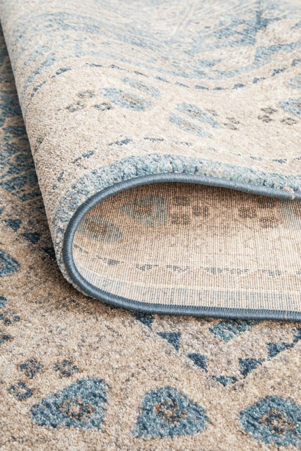 Breeze Oasis Blue Rug