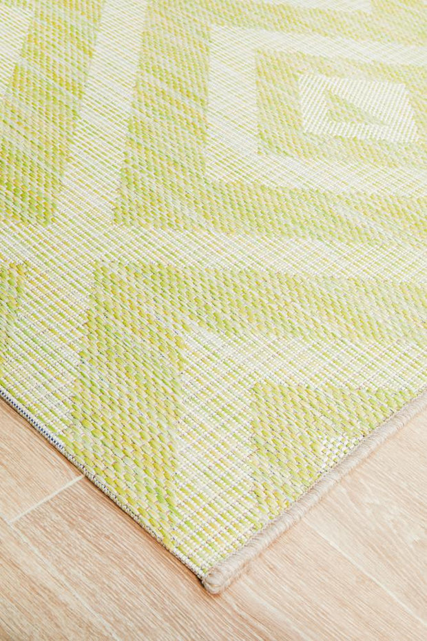Terrace Cain Rug Lime Green (1414889865267)