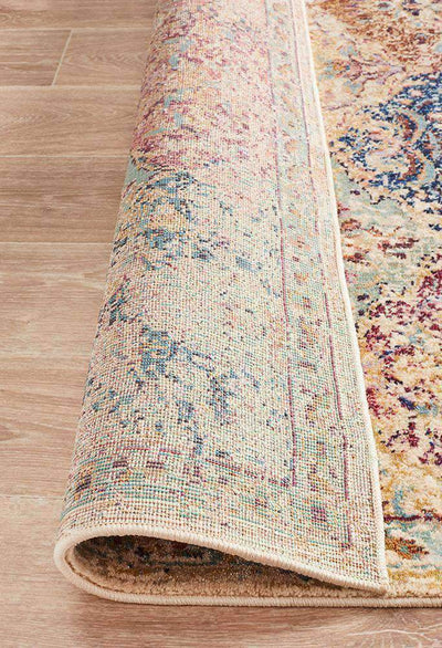 Clermont Transitional Ivory Floor Rug-Transitional-Rug Culture-Rug Emporium