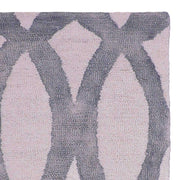 Dip Dye Handspun Natural Wool Grey Rug-Modern-Colorscope by Cadry's-Rug Emporium (502893740083)