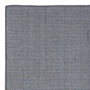 Elements Hand-Knotted Wool & Viscose Blue Rug-Modern-Colorscope by Cadry's-Rug Emporium (502916120627)