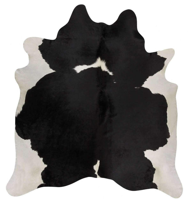 Exquisite Natural Cow Hide Black White-Cowhide-Rug Culture-Rug Emporium (8814676103)