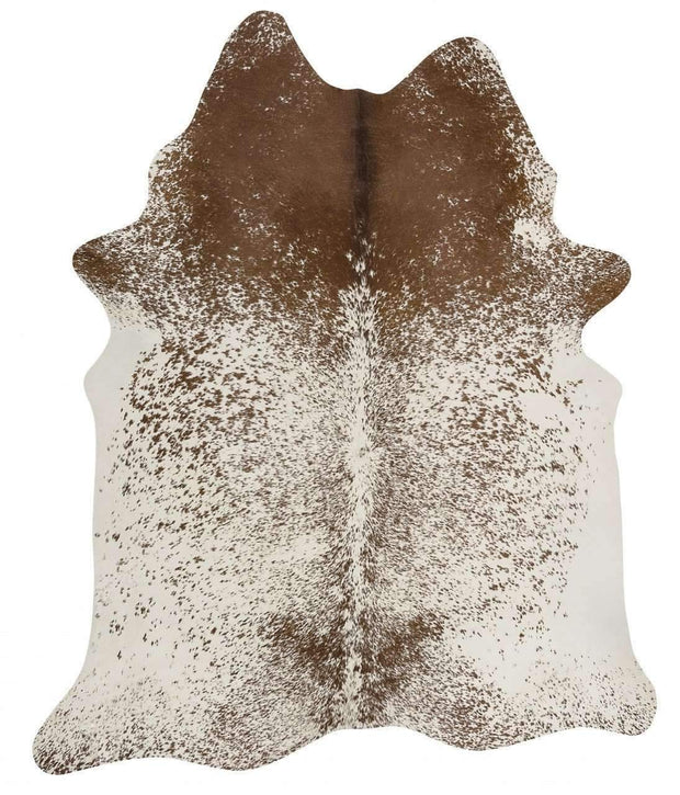 Exquisite Natural Cow Hide Salt & Pepper Brown-Cowhide-Rug Culture-Rug Emporium (8814646407)