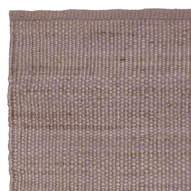 Hand-Woven & Hand-Spun Jute Natural Mist Rug-Flatweave-Colorscope by Cadry's-Rug Emporium (508460892211)