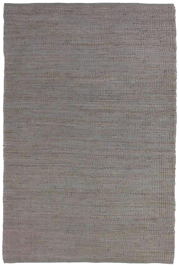 Hand-Woven & Hand-Spun Jute Natural Slate Rug-Flatweave-Colorscope by Cadry's-Rug Emporium (508460957747)
