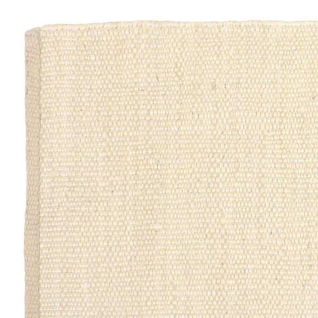 Hand-Woven & Hand-Spun Jute Natural White Rug-Flatweave-Colorscope by Cadry's-Rug Emporium (508449783859)