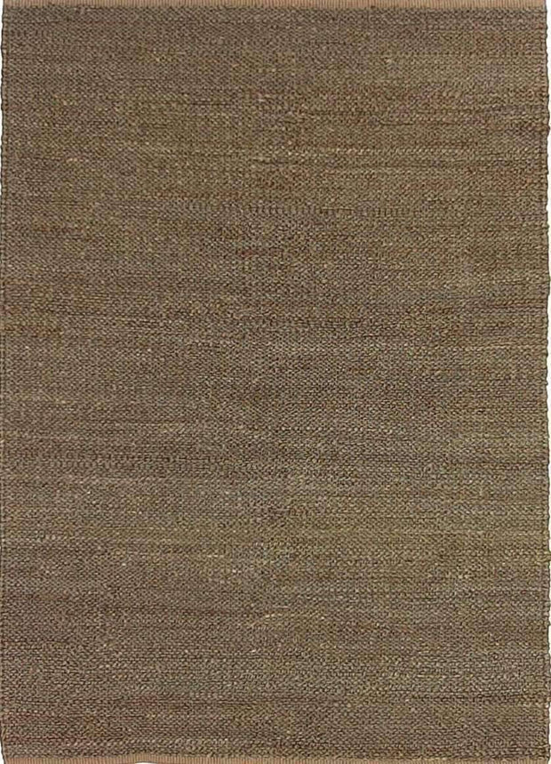 Hand-Woven Jute Deluxe Rope Khaki/Grey Rug-Flatweave-Colorscope by Cadry's-Rug Emporium (508461514803)