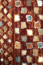 Mayfair Squares Rust Rug-Traditional-Rug Culture-Rug Emporium (617870032947)