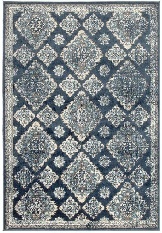 Mayfair Timeline Navy Rug-Traditional-Rug Culture-Rug Emporium (10645192071)