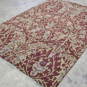Morris & Co Autumn Flowers Plum 27500-Designer-William Morris-Rug Emporium (1587805093939)