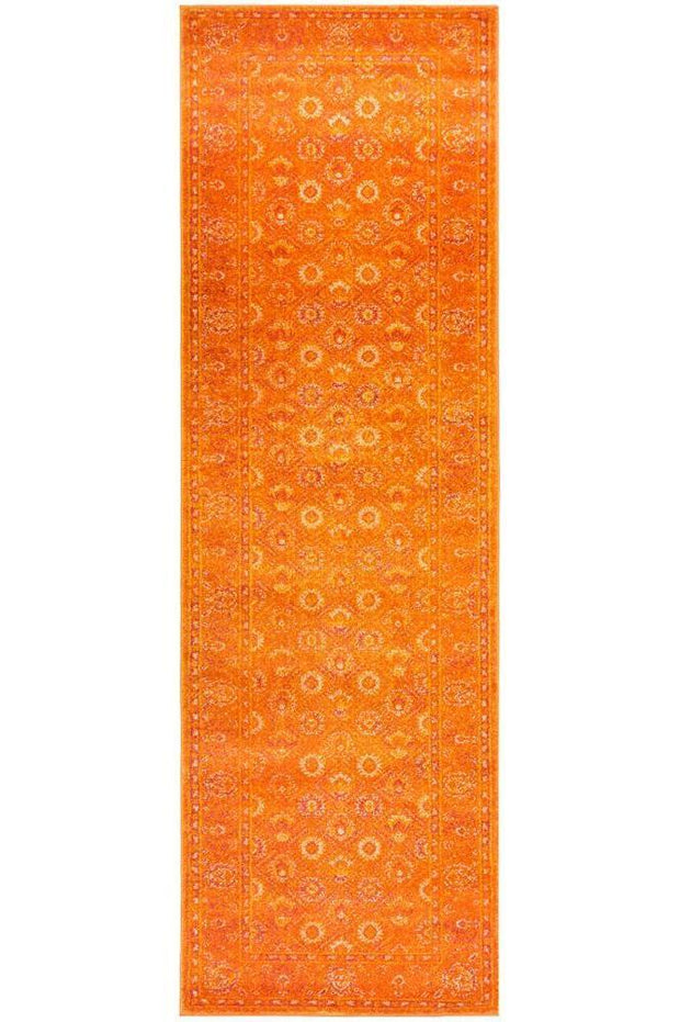 Radiance 444 Burnt Orange Rug-Modern-Rug Culture-Rug Emporium (4168828289161)
