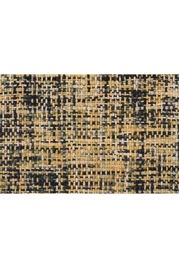 Sunshine Cotton Flat Woven Yellow Rug-Modern-Rug Culture-Rug Emporium (9522260551)