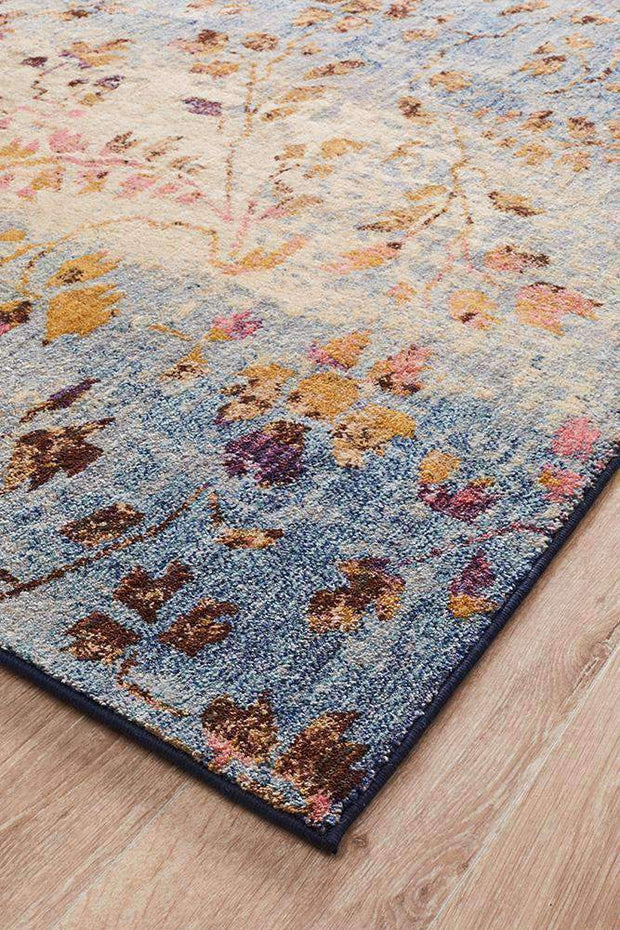 Vigo Cream And Blue Pastel Transitional Floor Rug-Transitional-Rug Culture-Rug Emporium (10645136071)