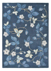 Wedgwood Wild Strawberry Navy 38118-Designer-Wedgwood-Rug Emporium (1587778617395)