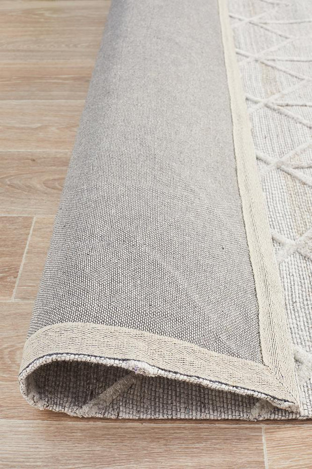 Winter Grey Brush Modern Rug-Modern-Rug Culture-Rug Emporium