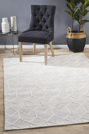 Winter Grey Brush Modern Rug-Modern-Rug Culture-Rug Emporium (11018364167)